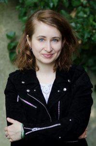 Margarete Stokowski : Die letzten Tage des Patriarchats (c) Rosanna Graf
