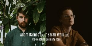 Adam Barnes & Sarah Walk