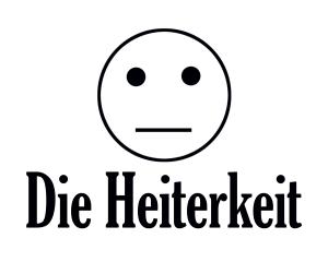 Logo Die Heiterkeit