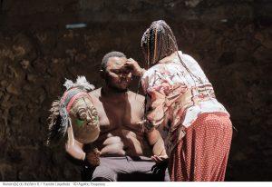 Histoire(s) du théâtre II / Faustin Linyekula / Festival d'Avignon