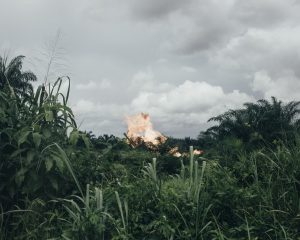 Wahala_Natural Gas Flaring Site in Ughelli Niger Delta Nigeria – The Great Report, Moritz Frischkorn with Robin Hinsch (c) Robin Hinsch